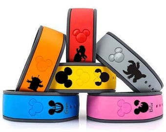 Magic Band Etsy - Magic band vinyl decals