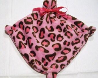 Soft fleece fabric baby blanket