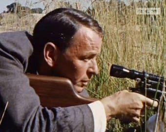 The Naked Runner DVD ( 1967 Frank Sinatra Movie )