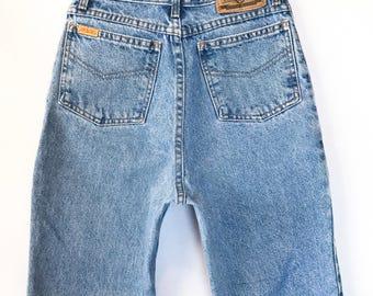 80s Jordache Mom Jeans, High Waisted Jeans, Mom jeans, Jordache Jeans 25, 25 inch waist, Size 4, 25x30