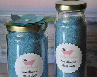 Sea Breeze Soothing Bath Salt