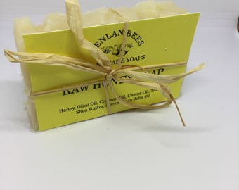 Raw Honey Soap
