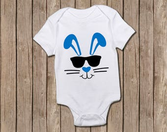 Hipster Bunny/ONESIE®/baby shower gift/baby girl/baby boy/baby clothing/baby bodysuit/newborn baby/onesies/cute baby clothing