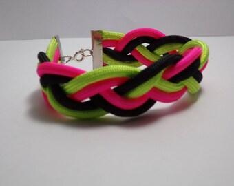 Multi-color Paracord Bracelet