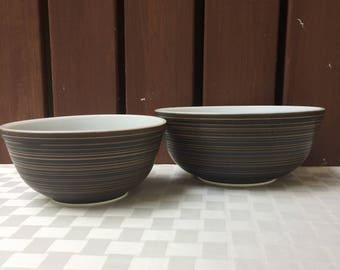 Vintage Terra Pyrex 403 and 404 Mixing Bowl