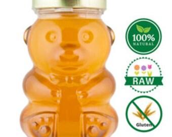 Limited Edition Glass Honey Bear