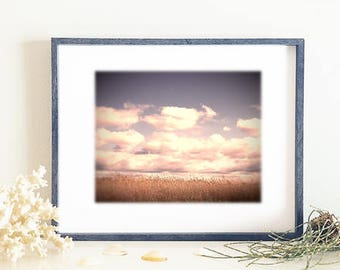 Peaceful, Nature Photography, 6x8 matted print, wall art, matted photo, 6x4 print, Nature print, Nature Photo, Modern Art