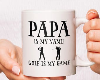 Father Golf Gift | Golf Father Gift | Fathers Day Golf | Father's Day Golf | Golf Dad Gifts | Golfer Dad Gift | Papa Golf | Golf Papa