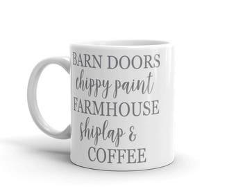 Farmhouse Love Favorites Fixer Upper Mug