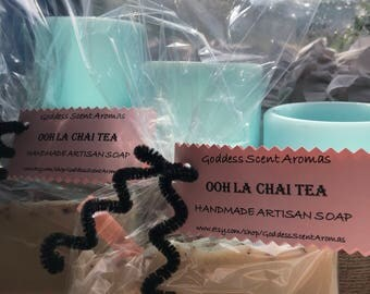 Ooh La Chai Tea