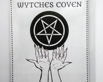 Wytches Coven Zine & Poster Issue 1