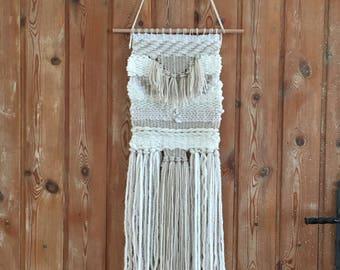 Weaving Weaving white & Beige