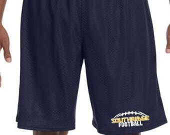 Southridge Football 2017 Mesh Shorts