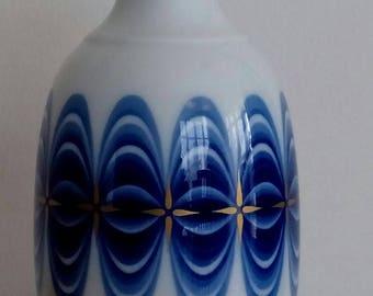 House Kaiser German porcelain vase.