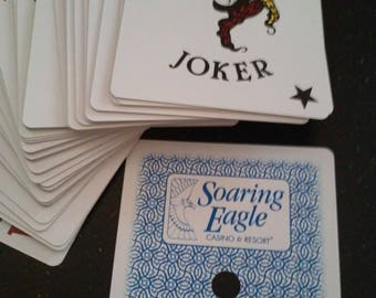 Casino Playing Card Decks Retired/Cancelled Soaring Eagle Casino Tribal