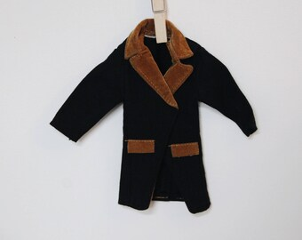 Elegant coat Taeyang Doll 1/6 vintage clothing