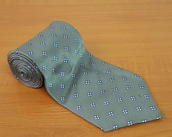 Vintage CALVIN KLEIN Mens Silk Necktie Casual Suit Neck Tie 066