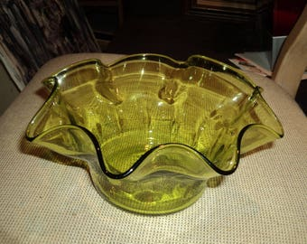 Vintage Candy Bowl