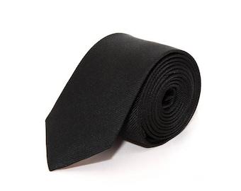 de MORÉ - black classic tie