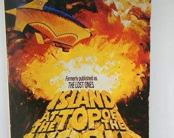 Island at the top of the world novel