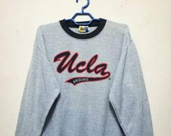 Vintage UCLA Bruin Big Logo Sweater Sweatshirt