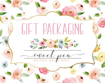 Make it pretty! | Gift Packaging Add-On