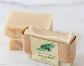 Jasmine & Mint Bar Soap 5 oz