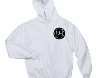 Niall Horan / NH Logo in Corner Hoodie