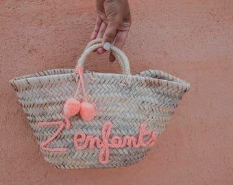 Kids Beach basket
