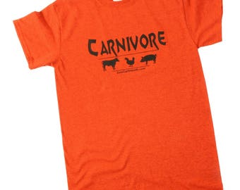 Men's Cotton Carnivore Tee