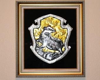 Badger Crest Made of Aluminum 18'' 20''