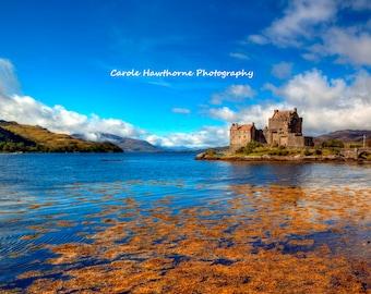 Digital Download - Photo of Eilean Donan Castle