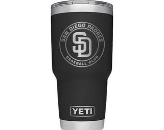San Diego Padres YETI Cup San Diego Padres Cup San Diego Padres Party San Diego Padres Gift S,an Diego Padres Birthday,Yeti Tumbler