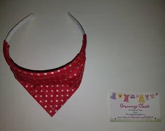 Headband bandana