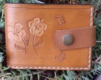 wallet leather full grain