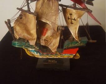 La Pinta Ship