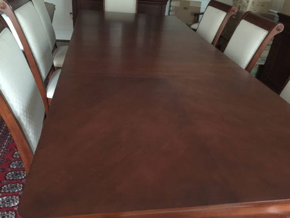 Collezione Europa Spanish Dining Room Set Table