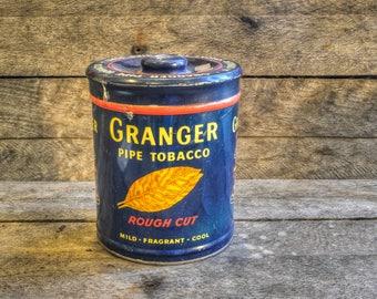 Granger Tobacco Tin