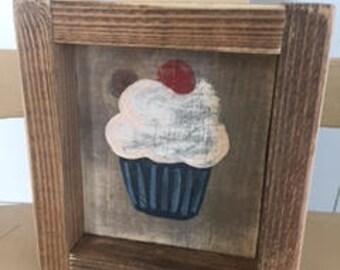 Mini Cupcake Sign