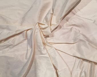 Pure Silk Dupioni