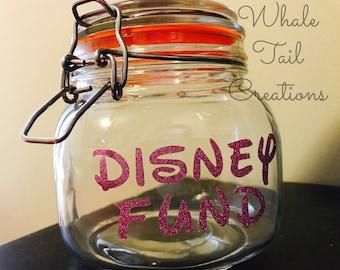 Disney Fund Jar!