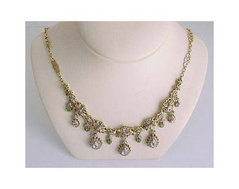 Necklace from yellow gold K18