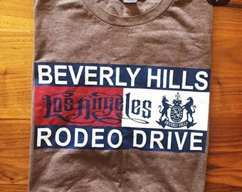 Beverly Hills Rodeo Drive Tee