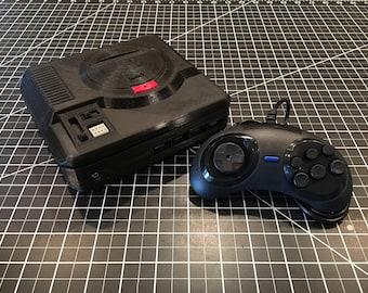 Sega Genesis Raspberry Pi 3 Case Plans