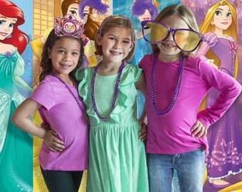 Deluxe Disney Princess Photo Booth Set
