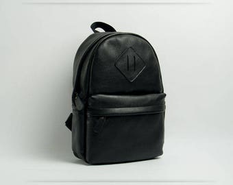 Backpack black mini (free shipping)