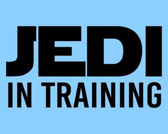 Jedi In Training: Bandana Text Add On