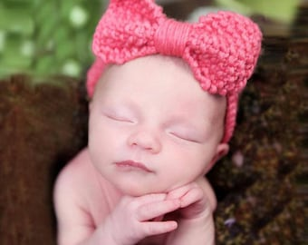 Baby and Toddler Knited Headband