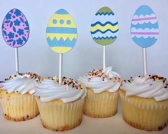 Easter Egg Toppers