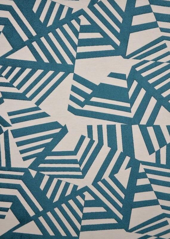 tissu art deco arkane. Black Bedroom Furniture Sets. Home Design Ideas